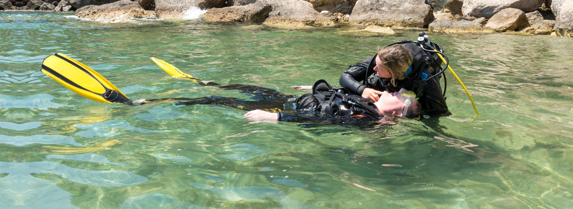 What You Need To Know About The PADI Rescue Diver Course