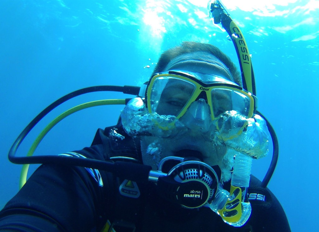 PADI Open Water Referral – The Thrill Of Scuba!