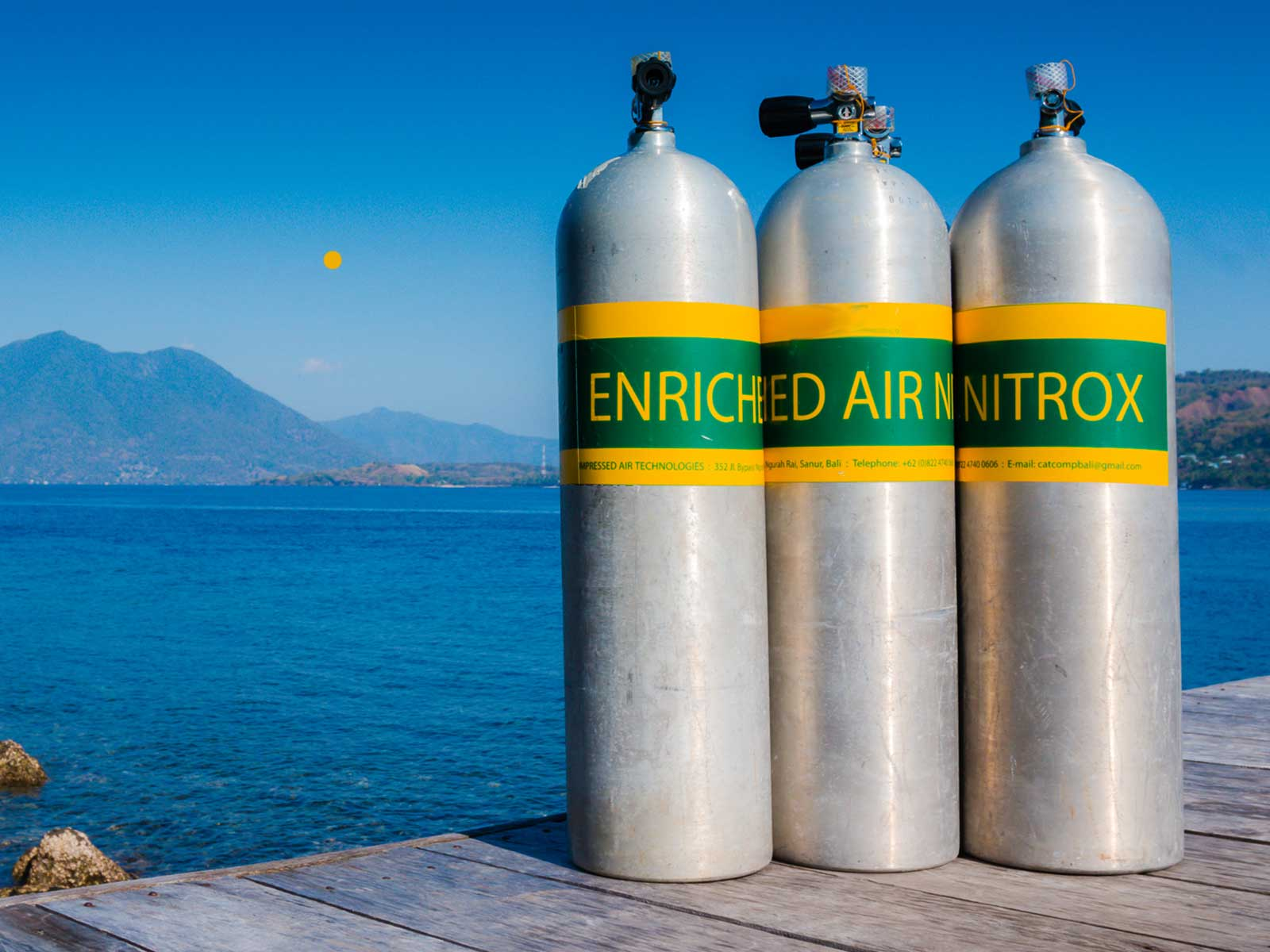 4 Reasons Why Enriched Air Nitrox Should Be Your Next Specialty
